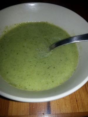 gronsakssoppa